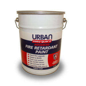 easy-guard fire retardant paint