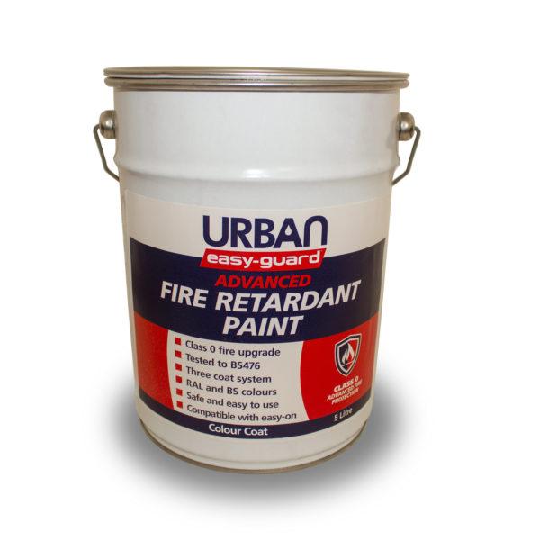 easy-guard fire retardant paint