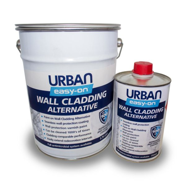 easy-on Durable Wall Cladding Alternative