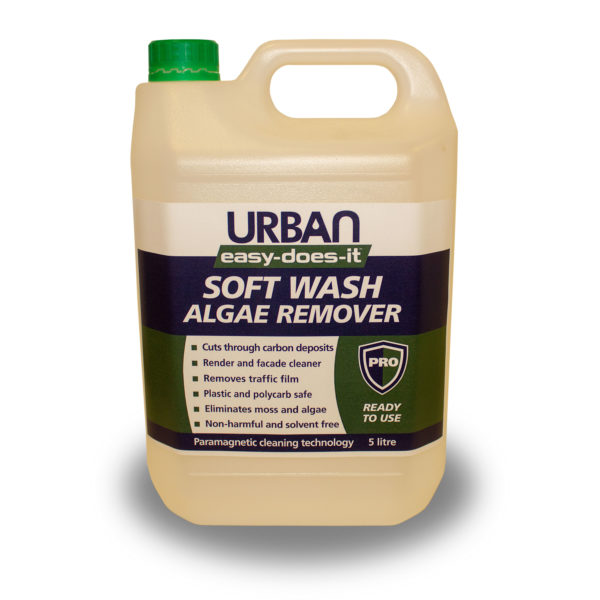 Soft Wash Algae Remover - 5 Ltr Ready to use