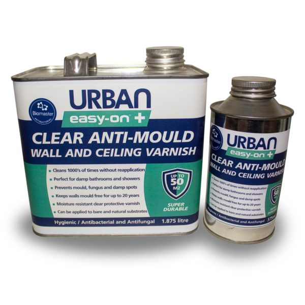 Anti-Mould Wall and Ceiling Varnish - 2.25ltr