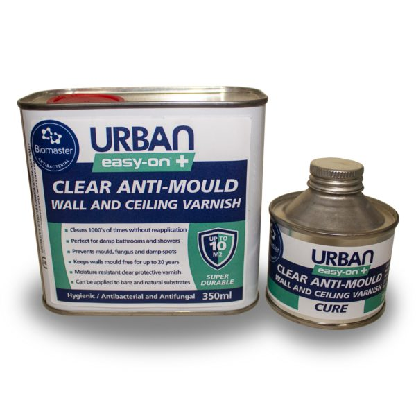 Anti-Mould Wall and Ceiling Varnish - 420ml