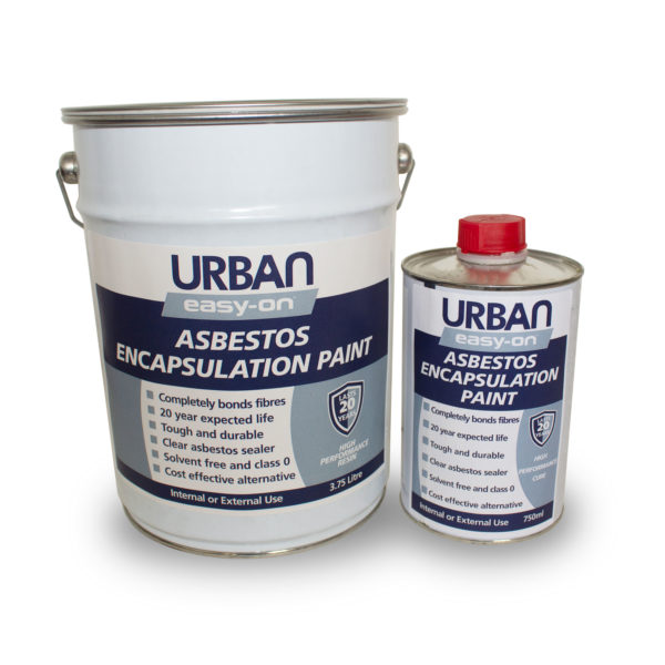 easy-on - Asbestos Encapsulation Paint - 4.5ltr