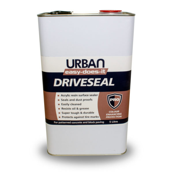 Driveseal Driveway & Block Paving Sealer - 5ltr