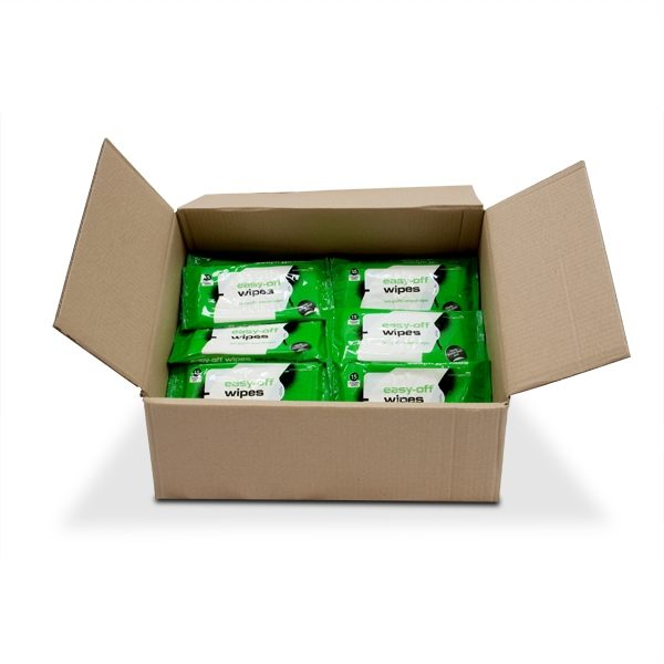 easy-off Anti-Graffiti Removal Wipes - Box of 50 Pouches