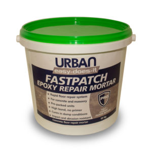 Fastpatch Concrete Floor Repair Mortar - 10kg