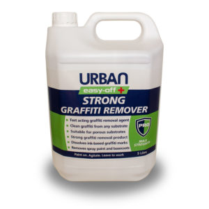 Strong Powerful Graffiti Remover - 5ltr