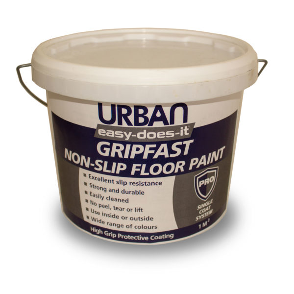 Gripfast Non-Slip Resin Floor Paint - 1M2
