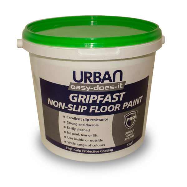 Gripfast Non-Slip Resin Floor Paint - 5M2