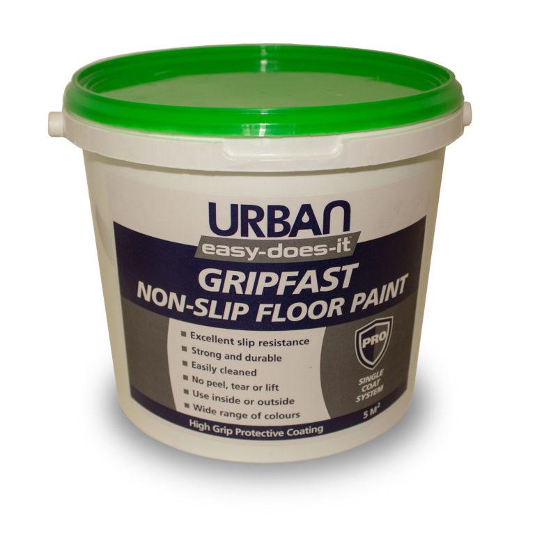 Gripfast Non-Slip Resin Floor Paint - 5M2