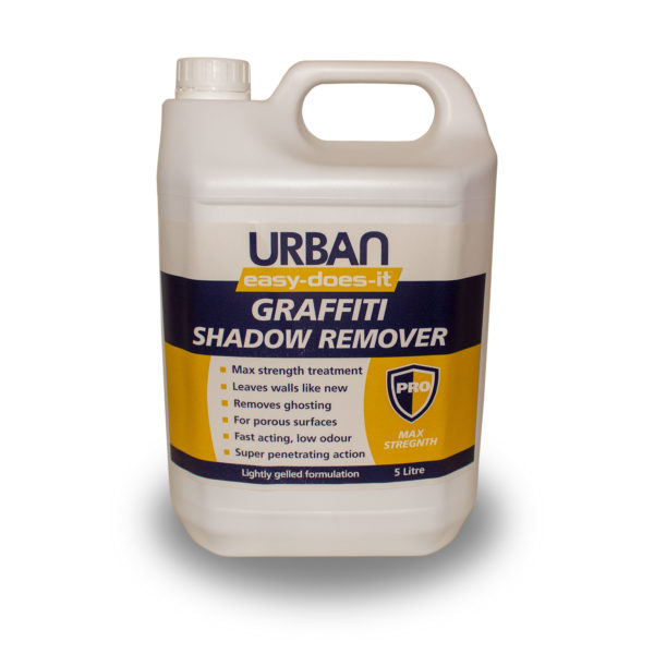 Graffiti Shadow & Ghosting Remover - 5ltr