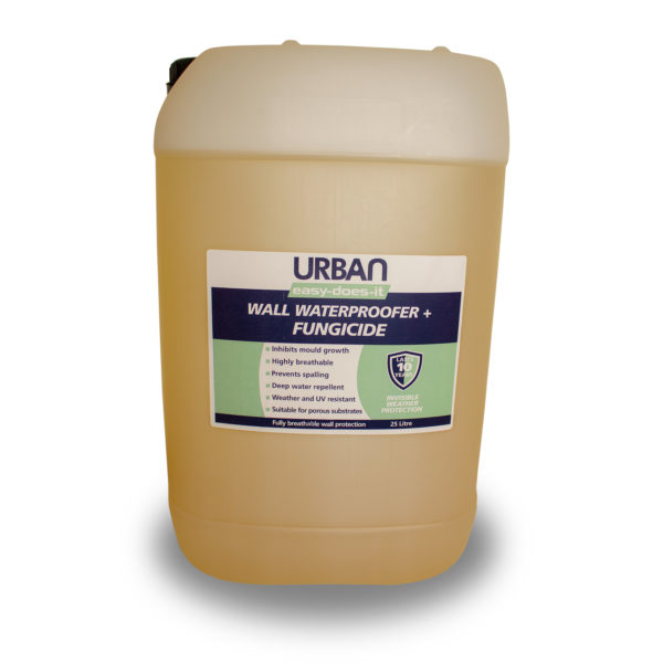 Wall Waterproofer + Anti-Mould Fungicide - 25ltr