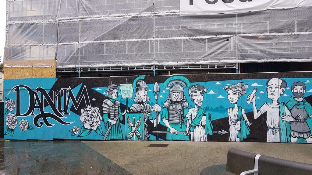 Doncaster Market Mural Case Study