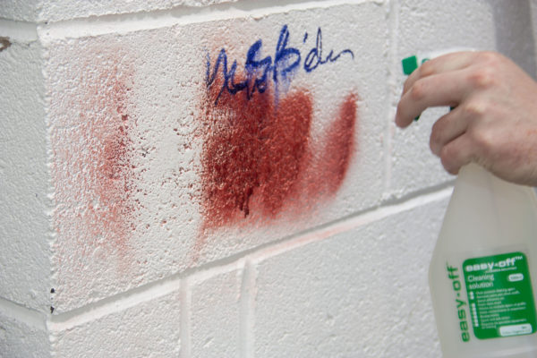 easy-off Safe Graffiti Remover Sprays