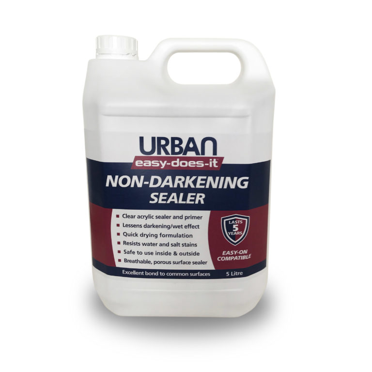 Clear Non Darkening Acrylic Sealer Coat
